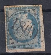 N° 60   GC 1869  VIENNE JAULNAY C1 - 1849-1876: Classic Period