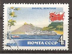 *UdSSR 1966 // Michel 3242 O (M) - Ferien & Tourismus