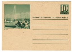 Suisse // Schweiz // Switzerland //  Entier Postaux  // Entier Postal Neuf - Stamped Stationery
