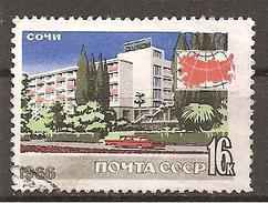 *UdSSR 1966 // Michel 3245 O (M) - Ferien & Tourismus