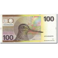 Pays-Bas, 100 Gulden, 1977, KM:97a, 1977-07-28, SUP - [2] 1815-… : Royaume Des Pays-Bas