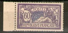 N° 144**_Papier Fin (GC)_chamois_bord De Feuille