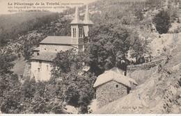 43 - MONTCLARD - Le Pélerinage De La Trinité, Coquet Sanctuaire Très Fréquenté Par Les Populations Agricoles... - Autres Communes