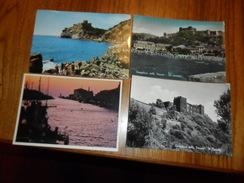 4 Cartoline  CASTIGLIONE DELLA PESCAIA - Italia