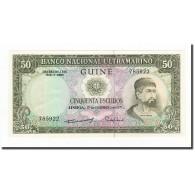 Portuguese Guinea, 50 Escudos, 1971, KM:44a, 1971-12-17, NEUF - Guinée