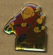 K# - PIN´S:  JOYEUX NOEL - Noël