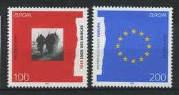 ALLEMAGNE FEDERALE    Europa 1995  N° Y&T  1622 Et 1623 **