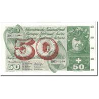 Suisse, 50 Franken, 1972, KM:48l, 1972-01-24, SUP+ - Suiza