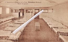 PIETREBAIS - Sanatorium Du Domaine De La Chise - Dortoir De Garçons - Incourt