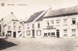 PERWEZ - Petit Marché - Perwez