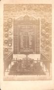 Foto/druk Op Hard Karton Photo (6,5 X 10,5cm) Paris Massacres Mai 1871 Les 52 Otages De La Commune (Rue Haxo)