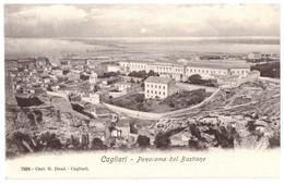 Cagliari Panorama Visto Dal Bastione