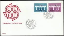 Iceland 1984 / Europa CEPT - Europa-CEPT