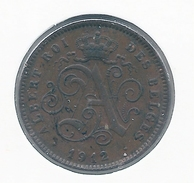 2 Cent 1912 Frans * Z.Fraai / Prachtig * Nr 8341 - 02. 2 Centimes