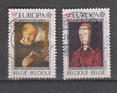 COB 1972 / 1973 Oblitéré Europa