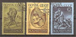 *UdSSR 1966 // Michel 3258/3260 O