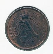 2 Cent 1914 Frans * Z.Fraai / Prachtig * Nr 4204 - 1909-1934: Albert I