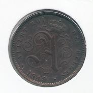 2 Cent 1919 Over 14 Frans * Prachtig * Nr 3108 - 02. 2 Céntimos
