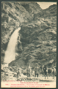 TB Carte Neuve De La Vallée D'ANDORRE Avec Passerelle Et Cascade De MOLES (Salt Del Estanyo) + Anes  - 11854 - Andorre