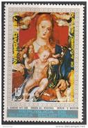7228 Guinea Equatoriale 1971 Madonna Del Lucherino Quadro Di A. Durer -Staatliche Museen, Berlino   Nuovo MNH