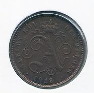2 Cent 1919 Frans * Prachtig / F D C * Nr 8923 - 1909-1934: Albert I