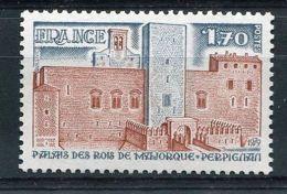FRANCE 1979, Timbre 2044, PALAIS Des ROIS De MAJORQUE, Neuf**; VF MNH STAMP