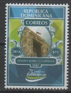 DOMINICAN REPUBLIC, 2016, MNH, BANKS, BANRESERVAS BANK, 1v