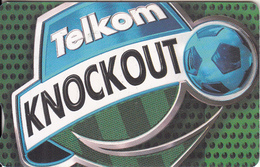 SOUTH AFRICA(chip) - Telkom Knockout, Win Ana Opel Corsa, Telkom Telecard R20, Chip GEM3.3, Exp.date 09/09, Used