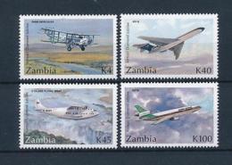 [51257] Zambia 1992 Aeroplanes  MNH