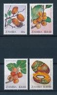 [51238] Zambia 1989 Fruits  MNH