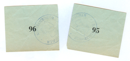 2x Ticket Eintrittskarten Burgenkundliches Museum Alt-Kainach Bärnbach Voitsberg Kleinkainach West-Steiermark Österreich - Eintrittskarten