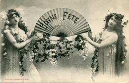 FANTAISIE(FEMME) EVENTAIL(BERGERET) - Femmes