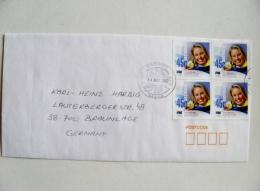Cover From Australia 2002 Gold Medallist Olympic Games Salt Lake City Alisa Camplin Freestyle Skiing Salisbury