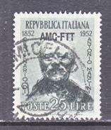 ITALY  TRIESTE  ZONA  A  AMG-FTT  160   (o) - 7. Trieste