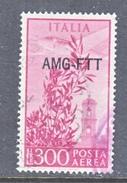 ITALY  TRIESTE  ZONA  A  AMG-FTT  C 24   (o) - 7. Trieste