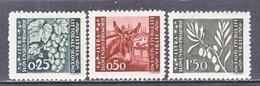 YUGOSLAVIA  Occup.  ISTRIA  23-4, 27   ** - Yugoslavian Occ.: Istria