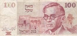 Israël - Billet De 100 Sheqalim - Vladimir Jabotinsky - 1979 - Israel
