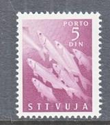 Trieste Zone B  J10   *  FISH - 7. Trieste