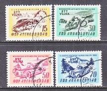 Trieste STT-VUJA 79-82  (o)  MOTORCYCLE-CAR RACE - 7. Trieste