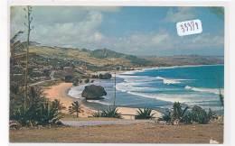CPM   - Barbados - Bathsheba Coast ( Défauts=2 Scans) - Barbados