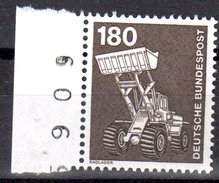 Bund 1978 Mi. 993 ** Industrie Und Technik (II) Postfrisch (pü0944)