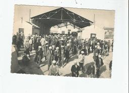 MINE DU KOUIF (ALGERIE) 1 CARREAU DE LA MINE .CIE DES PHOSPHATES DE CONSTANTINE (BELLE ANIMATION) - Autres Villes
