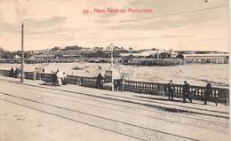 ¤¤  -  322   -  URUGUAY   -  MONTEVIDEO   -  Playa Ramirez   -  ¤¤ - Uruguay