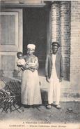 ¤¤  -  GABON  -  LAMBARENE  -  Mission Catholique  -  Jeune Ménage  -  A Travers L'Ogooue   -  ¤¤ - Gabon