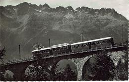 TRAIN Du MONTENVERS - Trains