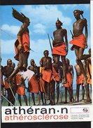 3 Fiches / Publicitaire,Publicité Laboratoires SOBIO / Tribu Des Nandis,Samburu Et Massaï ( Kenia Ou Kenya) - Publicités