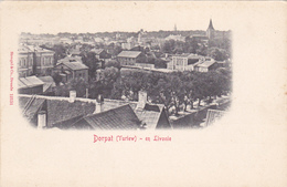 Carte Postale De Dorpat, Estonie. - Estonie