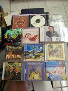 AUTRICHE AUSTRIA TYROL TIROL CD TIROLER MUSIK FOLKLORE Accordéon Von Goisern Peter Alexander 25 CD + Kdo - Musicals