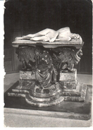 POSTAL    SHELLEY MEMORIAL BY E. ONSLOW FORD 1894 -UNIVERSITY COLLEGE OXFORD - Postales