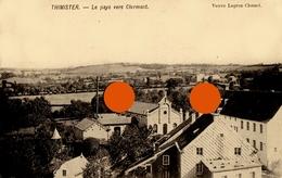 THIMISTER  Cachet Postal Thimister Clermont 1910 - Thimister-Clermont